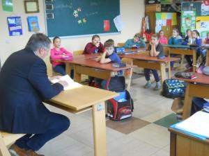 Vorlesetag 2014 an der HOHENAU-Schule