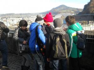 Klasse 7 der HOHENAU-Schule besucht Salzburg