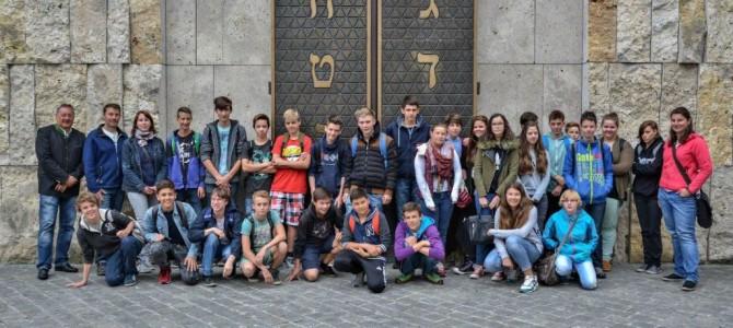 Besuch im Jüdischen Museum München