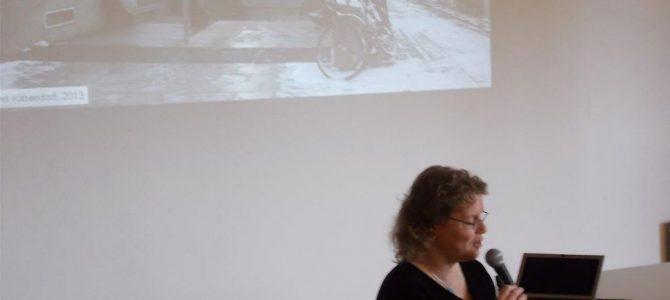 """Katja Brandis liest aus ihrem Roman """"Freestyler"""""""
