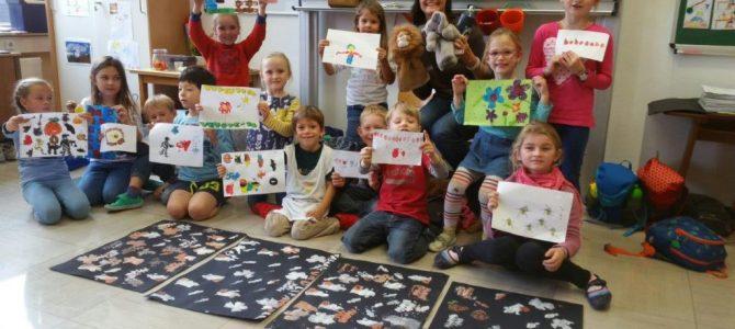 Kreativtag der Grundschule