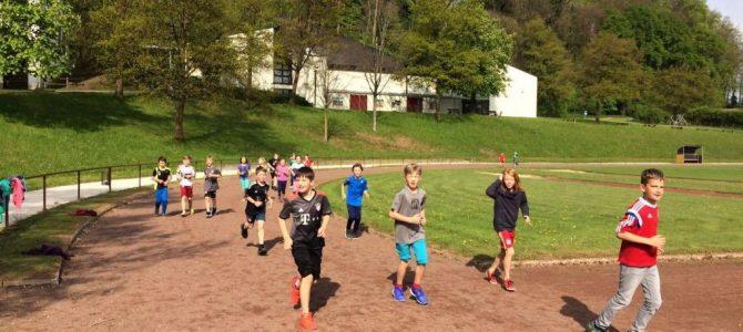"""Lauf-dich-fit""- GS Hohenau Neubeuern auf Platz 1"
