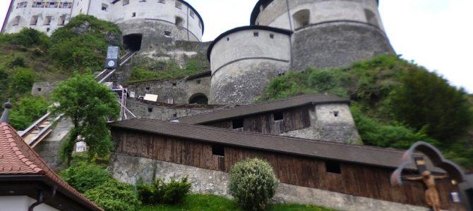 Ausflug der 4. Klassen zur Festung Kufstein